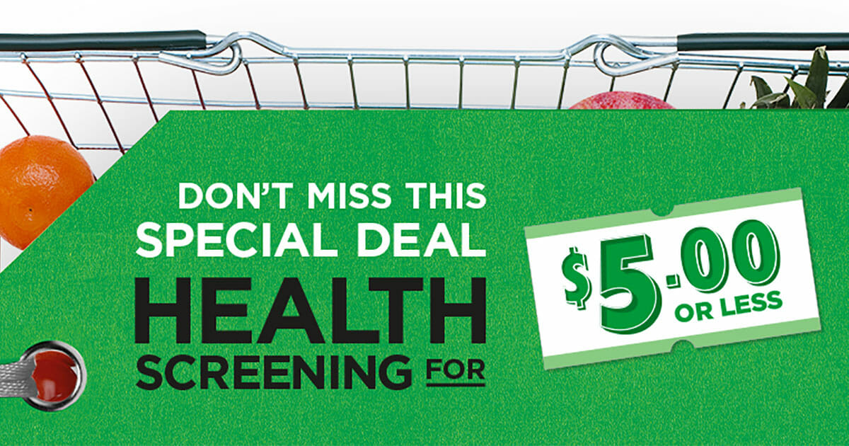 Pay $5 or less for health screening today with HPB's 'Screen for Life' programme