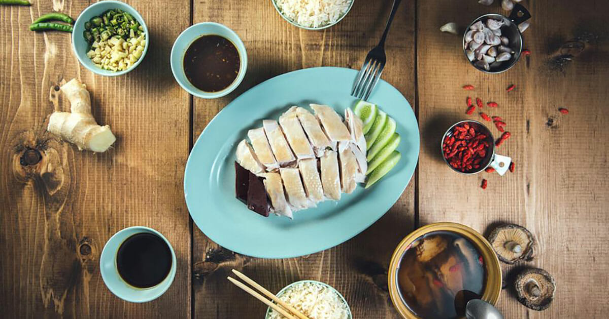 Famous 'Go-Ang' Chicken Rice from Pratunam Bangkok is opening an outlet at Nex shopping mall