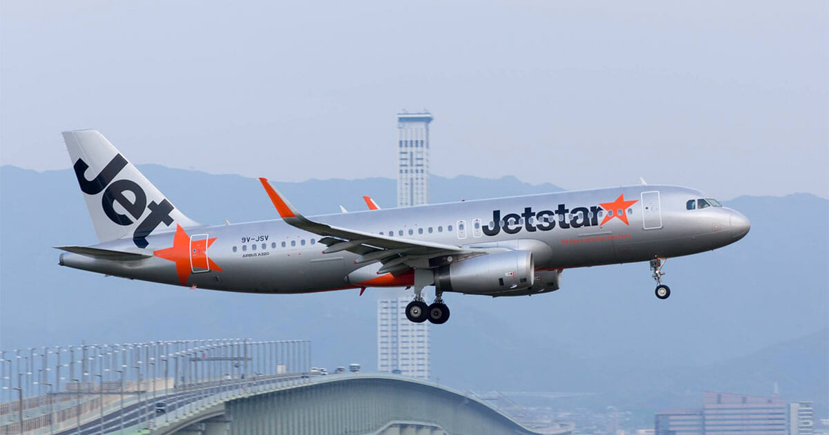 Jetstar latest round of 'Friday Fare Frenzy' takes you to Taipei, Phuket & more with $0 base fares