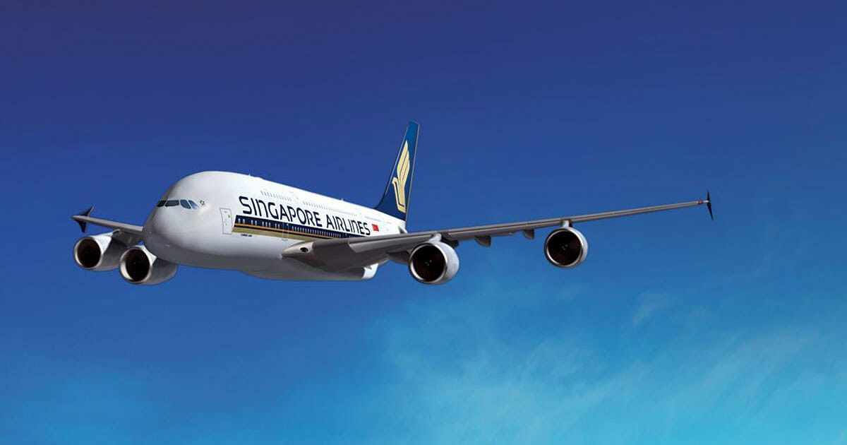 Singapore Airlines latest 'Early Bird' Promotional Fares from S$168 to worldwide destinations now open for booking