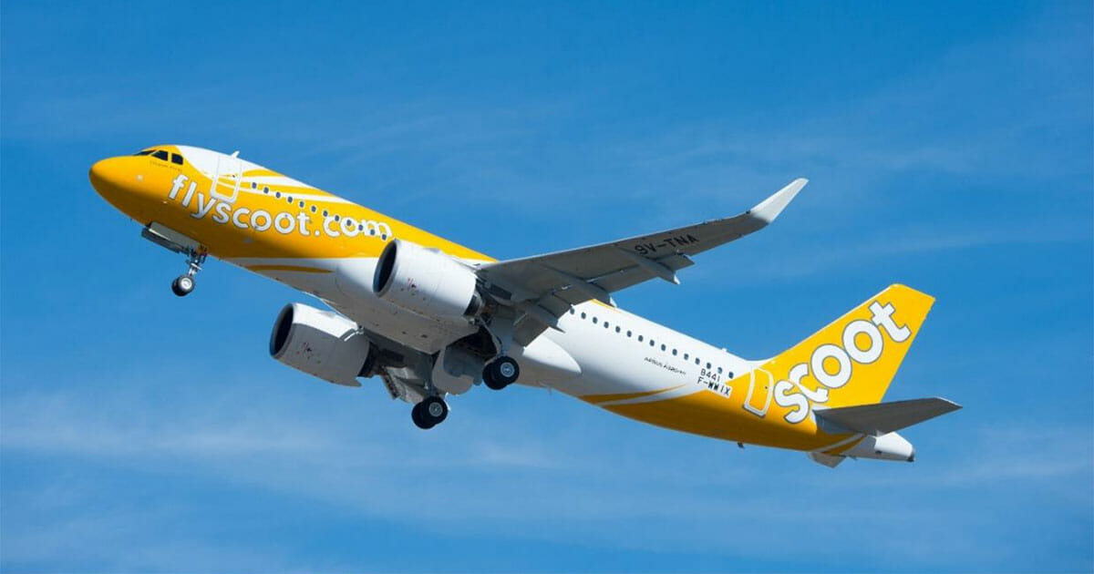 Scoot to offer 1-for-1 flight offers to over 50 destinations on for one day on November 13