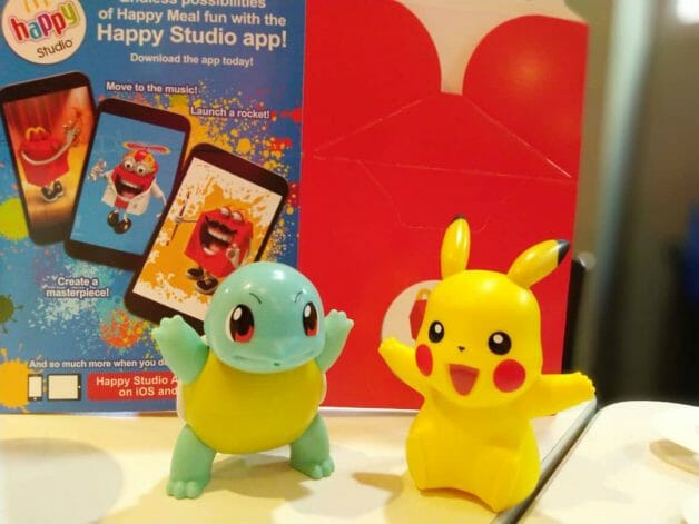 905a8a464 Pokémon Happy Meal Toys are coming to McDonald's Singapore from November 15