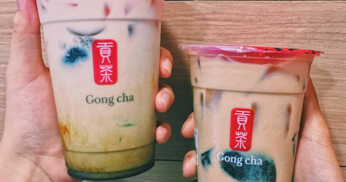 Gong Cha S'pore launches new 'Gula Melaka Fresh Milk Cendol' drink but only available this November