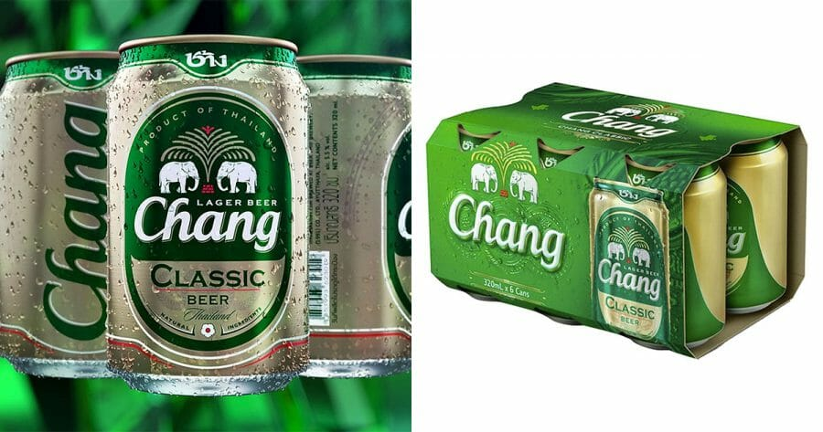 Love Thailand's Chang Beer? Giant is selling 6-pack for only $8.90 till December 5