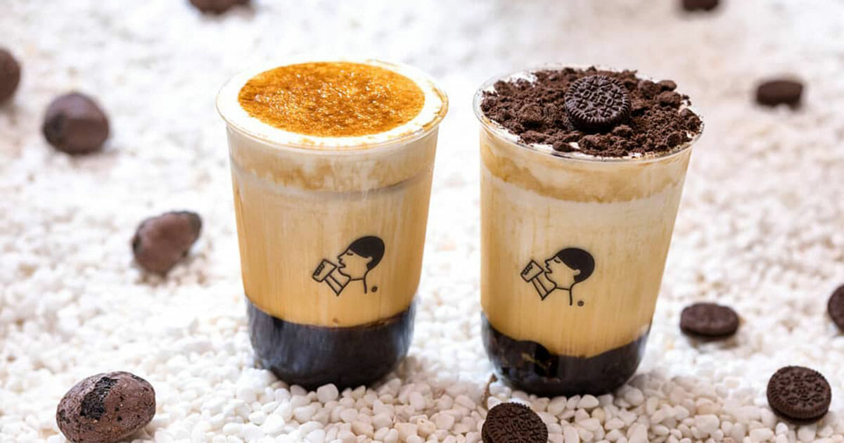 HeyTea debuts brown sugar 'Bobo Tea' with Creme Brulee & Oreo toppings, offers 1-for-1 on December 12