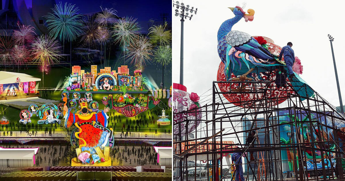 River Hongbao 2019 to feature spectacular fireworks every night, giant lanterns and a carnival with over 20 thrilling rides & games