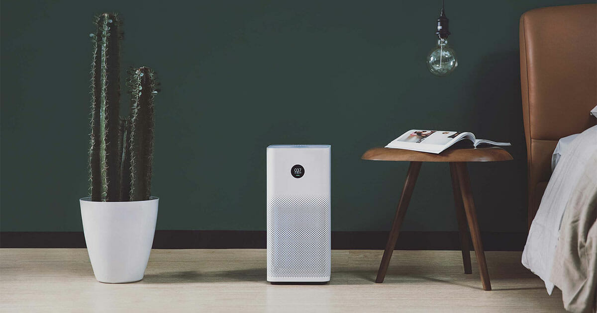 Xiaomi Air Purifier 2s Selling At Just S 149 On Qoo10 Now