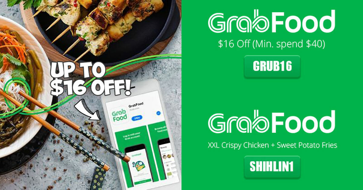 Here are 8 latest GrabFood Promo Codes you can use this week valid till February 17