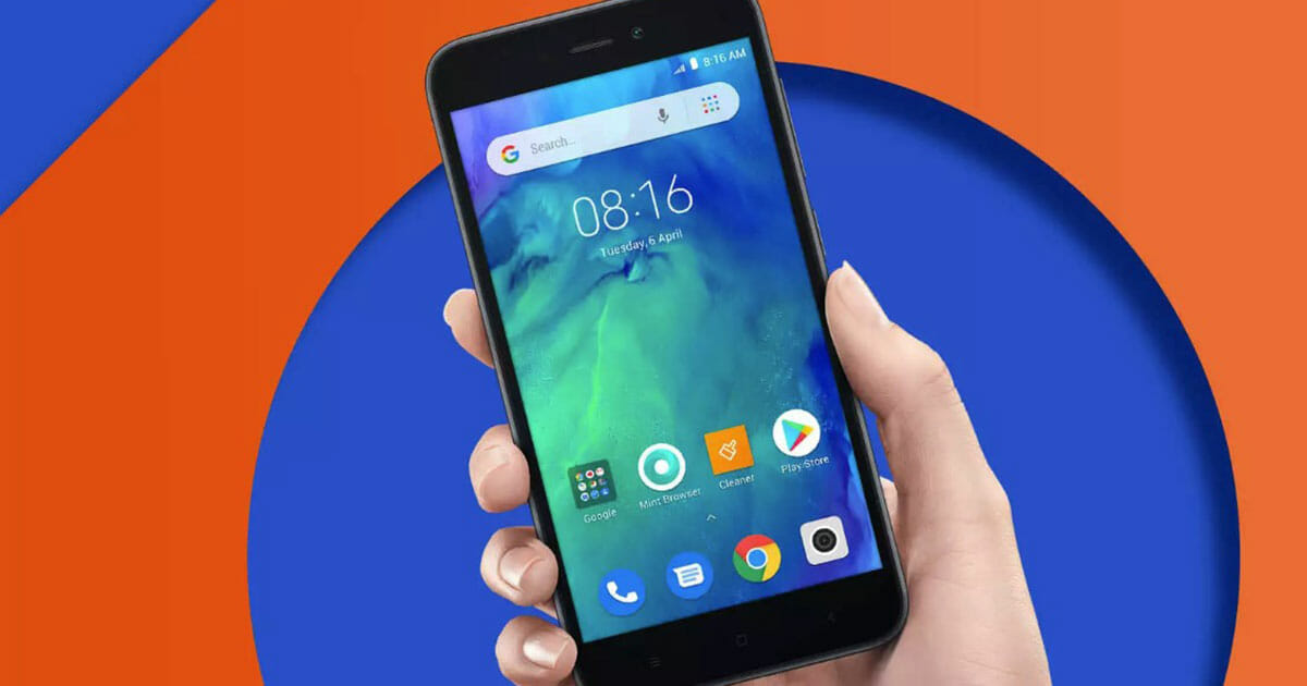 Redmi Go is Xiaomi's latest ultra-affordable smartphone you can pre-order now at just S$89