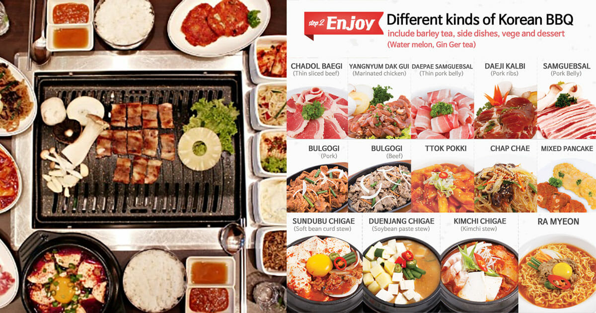 Enjoy 3-for-2 BBQ Dinner Buffet at ManNa Korean Restaurant for Singtel customers till March 12