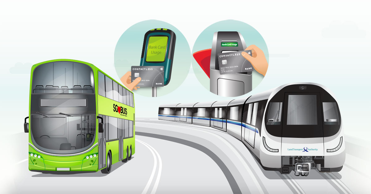 Pay for bus and train rides with Mastercard & VISA contactless cards as soon as April this year