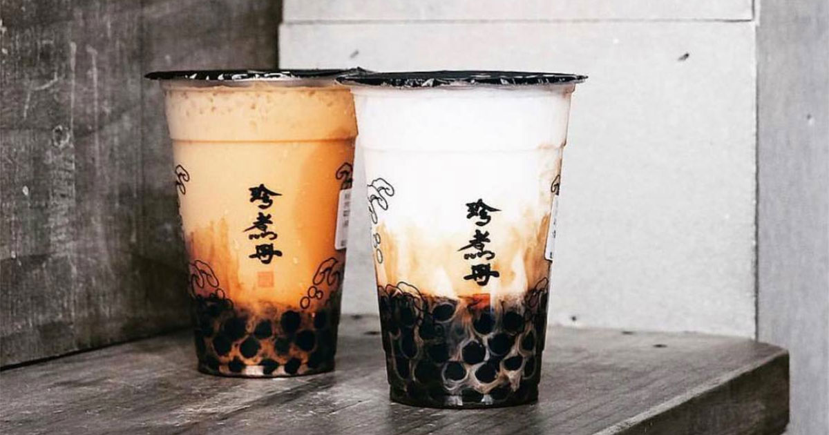 Famous Taiwanese bubble tea chain JenJuDan (珍煮丹) is opening its first store in CityLink Mall