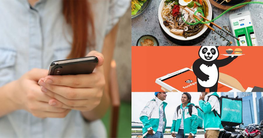 Here are 14 Promo Codes for GrabFood, Deliveroo & FoodPanda with up to $25 off valid till March 24