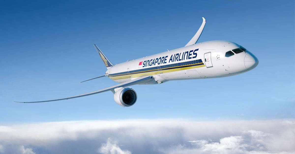 Over 50 destinations in Singapore Airlines latest 'Two-to-Go' Promotional Fares with Amex now available. Book by April 16