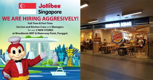 aa76d44f395 Jollibee S pore confirms opening new stores at Waterway Point and Woodlands  MRT
