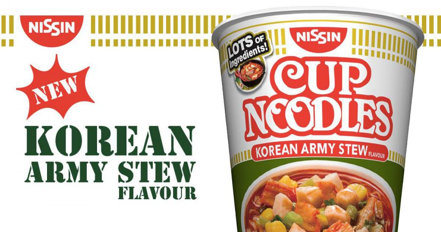 Nissin Cup Noodles new 'Korean Army Stew' flavour now available in major supermarkets here