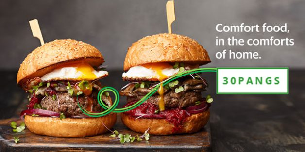4 new GrabFood Promo Codes with discounts up to $30 on your
