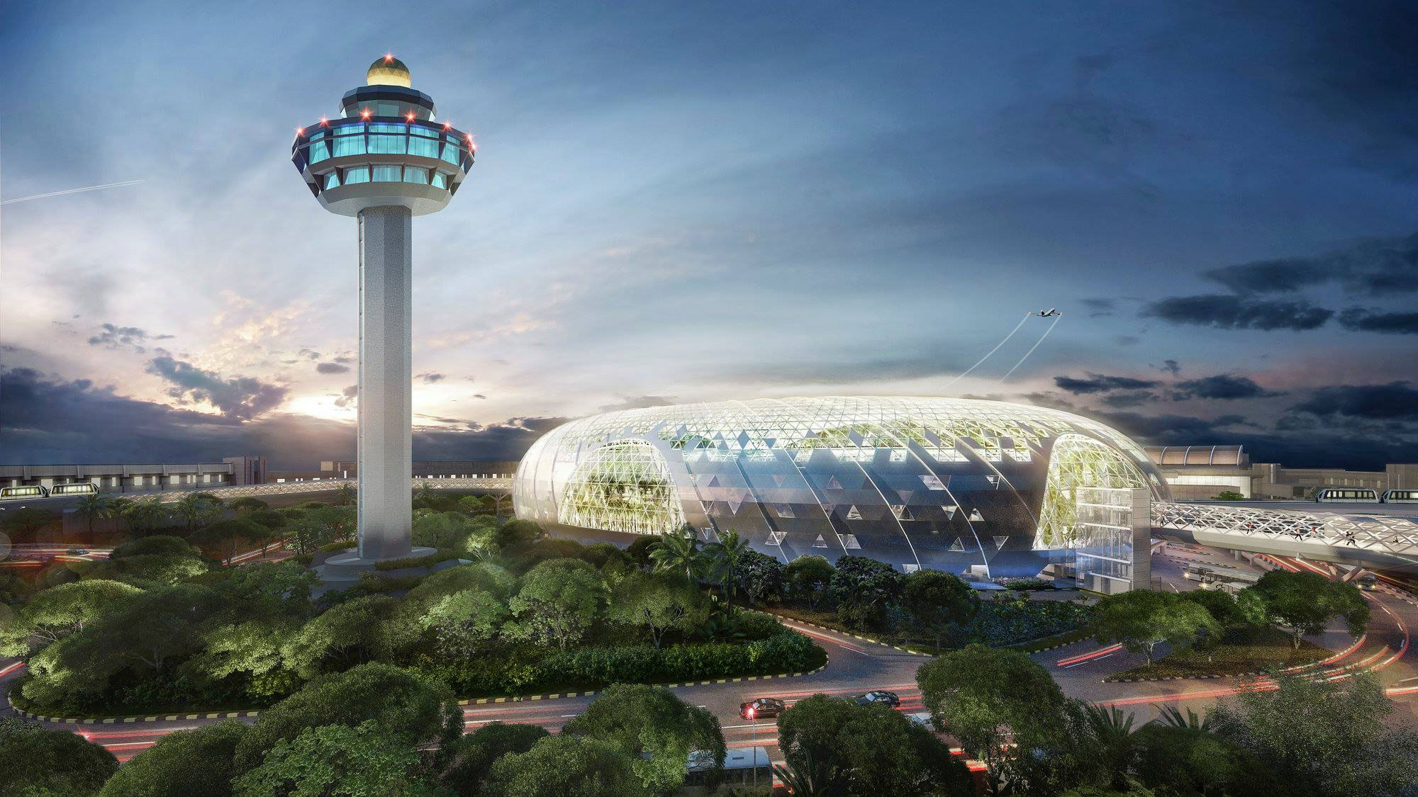 Jewel Changi Airport now officially open. Here's a list of over 100 shopping & dining opening promotions and deals