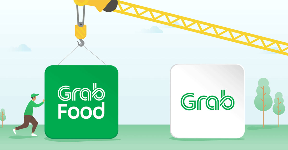 GrabFood is moving to become part of Grab so here's 40% off promo code to use till May 1 in the meantime