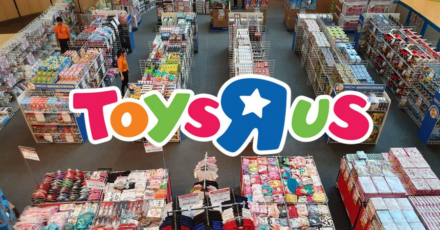 "Toys ""R"" Us S'pore now having a Mayday Warehouse Sale at United Square from now till May 5"