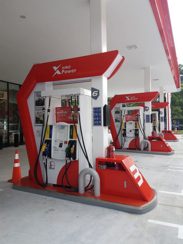 Sinopec Yishun offering 23% discount on all fuel grades this