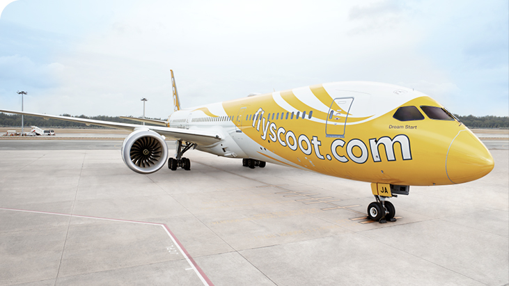 Scoot is offering 50% off to 60 destinations in their Extended 'Got-to-Go' Sale on May 28
