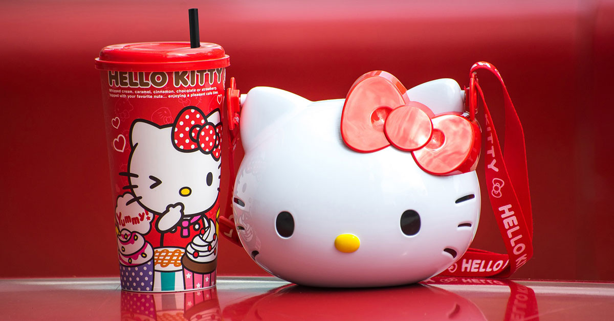 This adorable set of Hello Kitty Cup & Popcorn Bucket will go on sale at GV Cinemas from June 10
