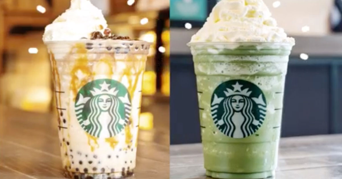 Starbucks 1-for-1 treat on handcrafted drinks will return from June 10 – 13