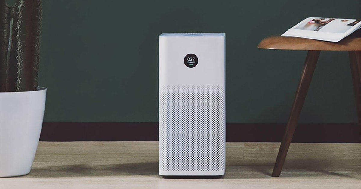 The Xiaomi Smart Air Purifier 2S goes on sale at just S$129 on Qoo10 now, no coupons required