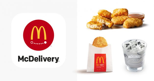 McDonald's extends McDelivery Promo Codes till August 7  Redeem free