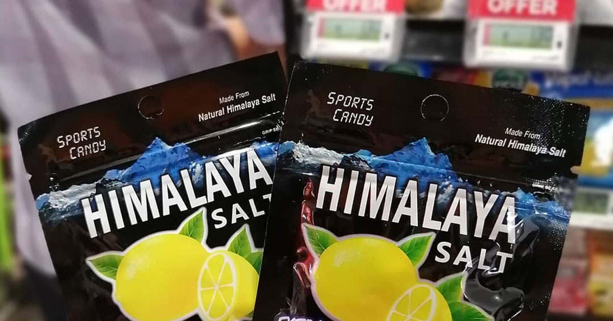 Cold Storage now selling 2 packs of Himalaya Salt Candy for only $1.50 till August 8