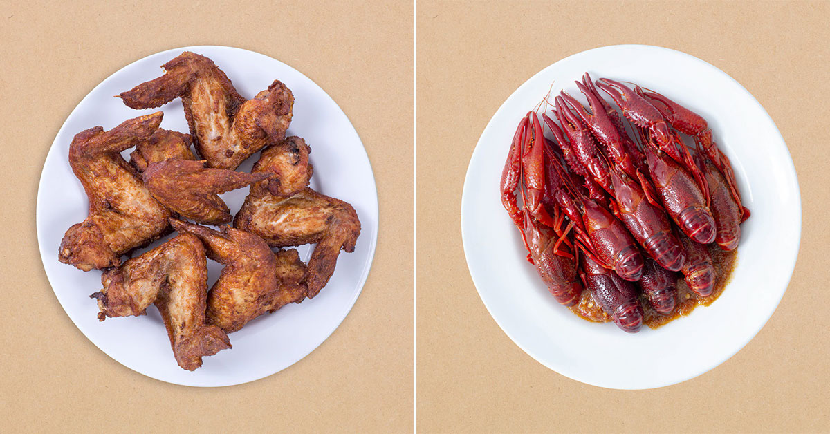 IKEA S'pore to sell Chicken Wings at $1 each and Crayfish