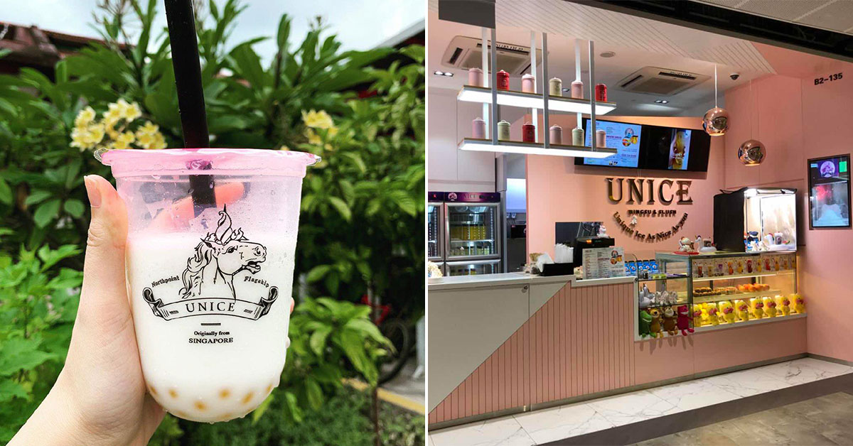 White Rabbit Candy Bubble Tea now available from $3.90 at this dessert place in Northpoint City