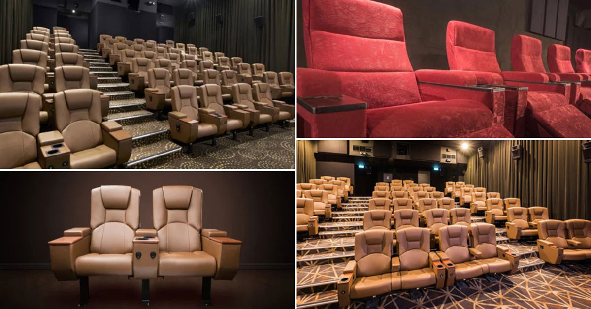Golden Village cinemas now offering Premium Seats at just $12 each for weekday movies till September 30