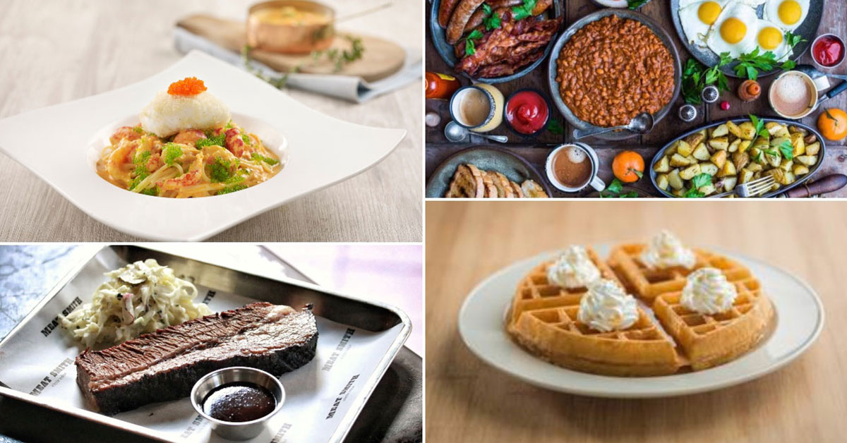 Here are the latest 1-for-1 Dining Deals with OCBC Cards valid till 30 Nov including tcc, Geláre, MeatSmith & more