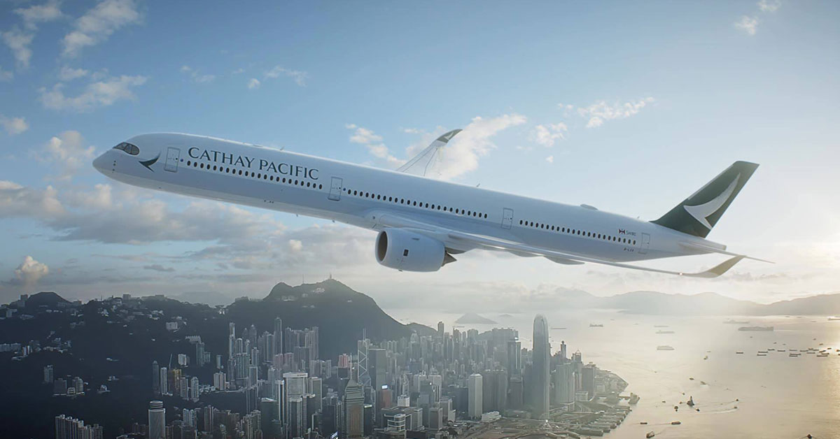 Cathay Pacific now having Special Fares Sale to Asia, Europe & USA from $218 all-in till Oct 21