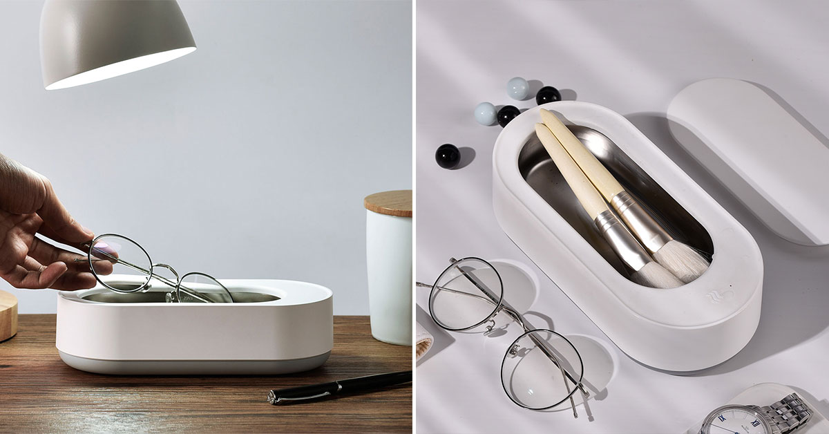 Xiaomi has a S$30 Ultrasonic Cleaner that buzzes dirt and grim off your wearables and jewellery