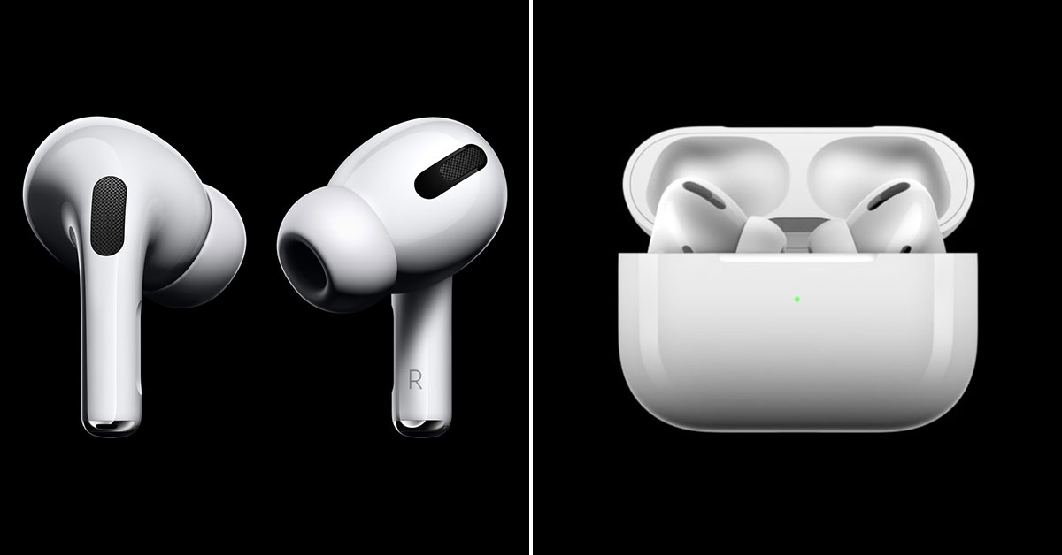 Apple's new AirPods Pro will cost S$379, available in S'pore from Oct 30 onwards