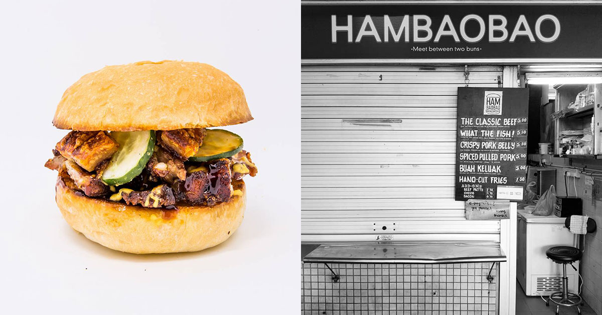 Hambaobao known for their uniquely S'pore burgers is closing their Beauty World stall on Nov 9