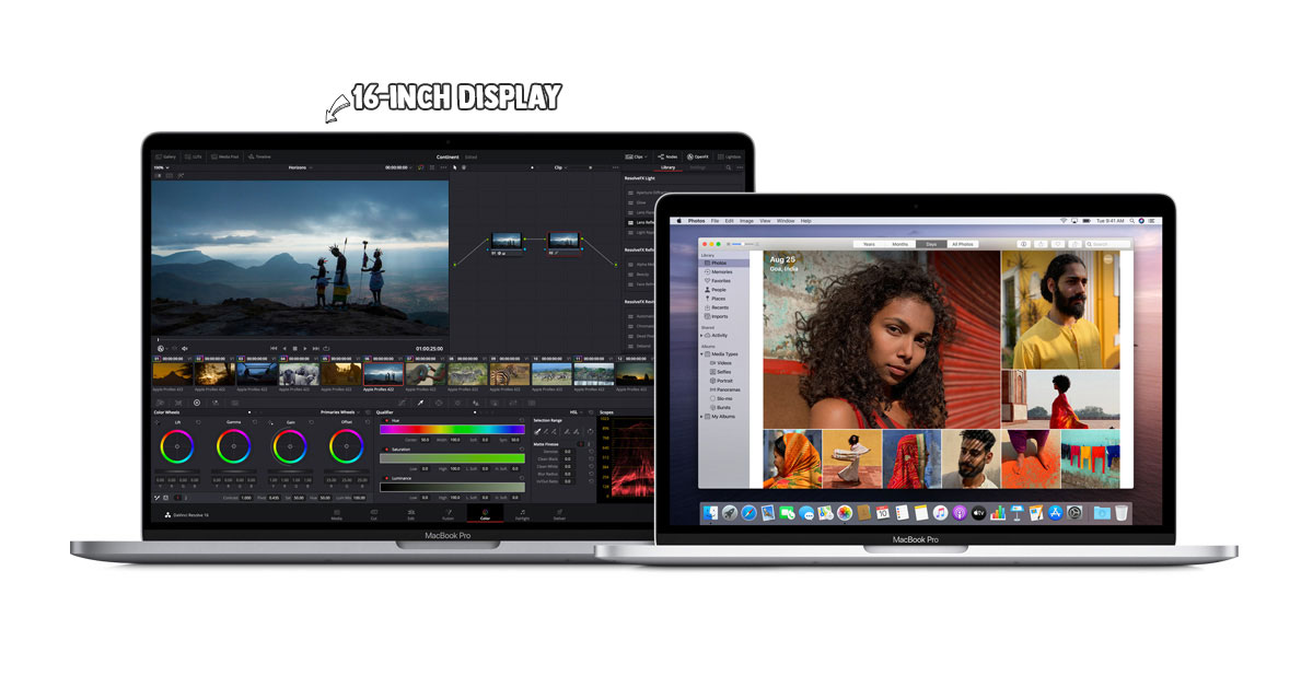 Apple now has a 16-inch Macbook Pro with close to 4K resolution starting from S$3,499