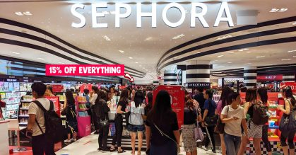 Sephora S'pore Black Friday Sale on Nov 28 & 29 means 15% Off on items storewide & online