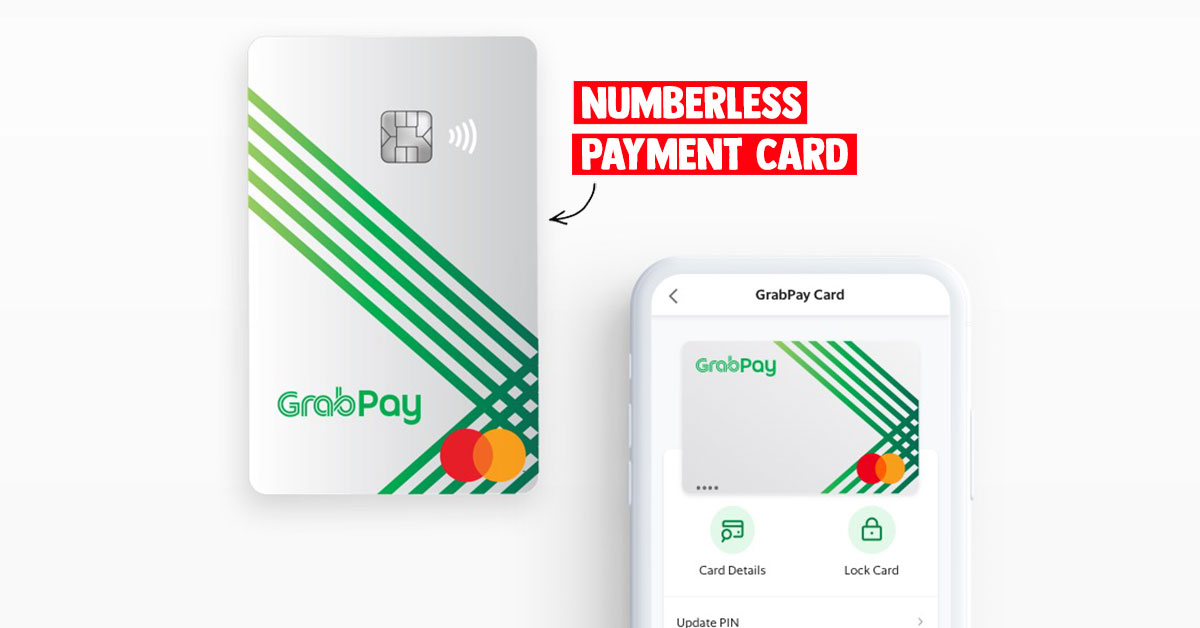 Grab launches Asia's first Numberless Payment Card nobody can use even if you lose it