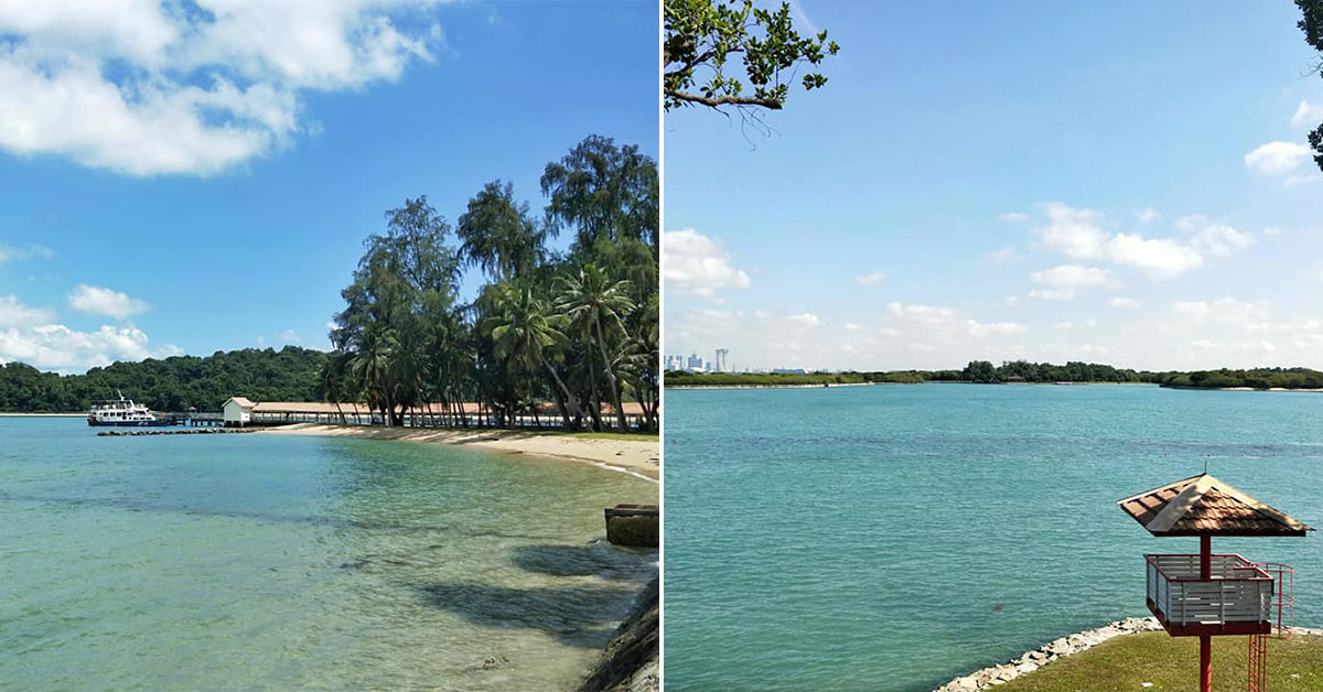 Beaches at St John's, Lazarus & Kusu Island reopen from Jun 19 so we can have mini-getaways