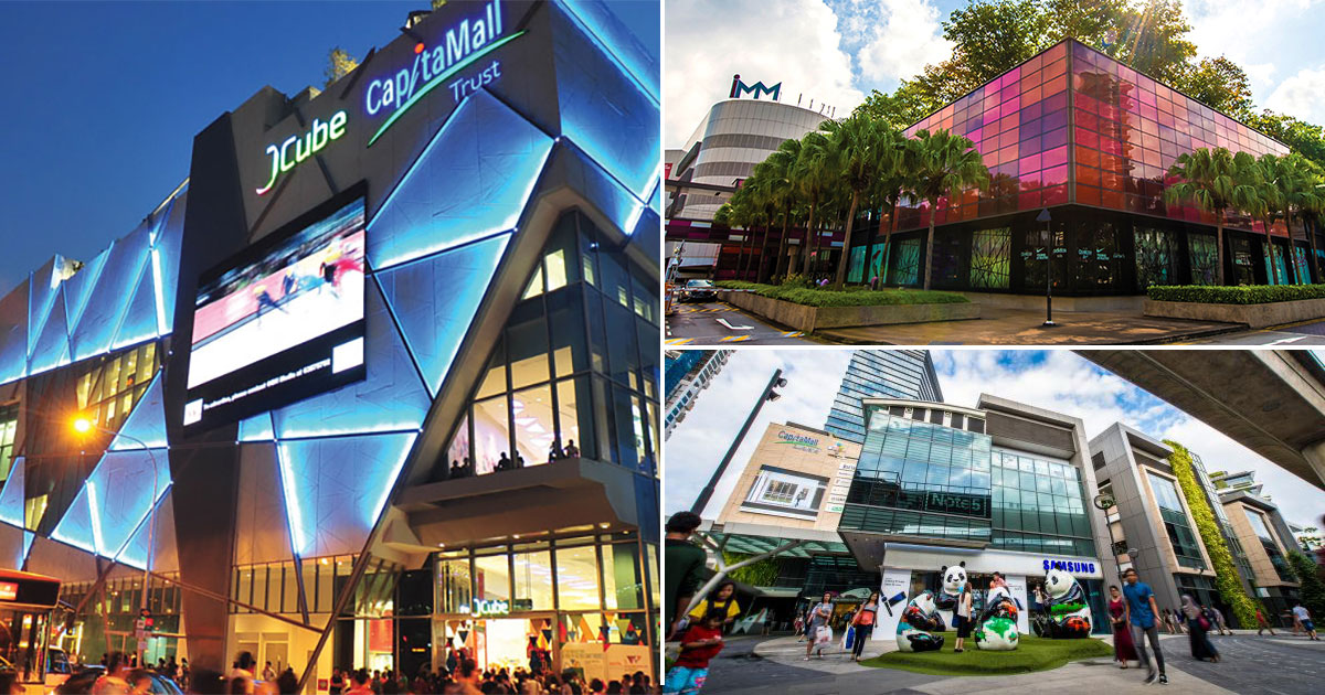 Westgate, IMM & JCube to hold a 4-Day Mega Sale from Oct 1 – 4, has up to 90% off at participating stores