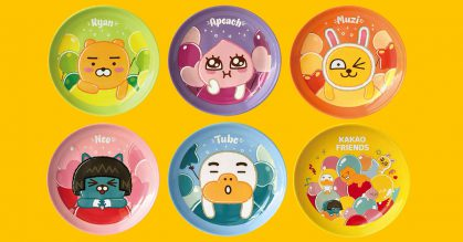 7-Eleven S'pore releasing Kakao Friends Ceramic Plates with 6 designs to collect from Oct 28 onwards