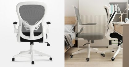 Xiaomi x Hbada Ergonomic Mesh Chair going at just S$85 with free shipping, less than China's retail price