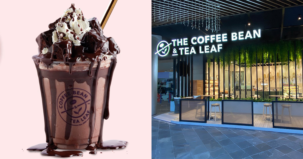Coffee Bean launches new Double Fudge Brownie Ice Blended from Feb 11, available at S$8.80 per cup
