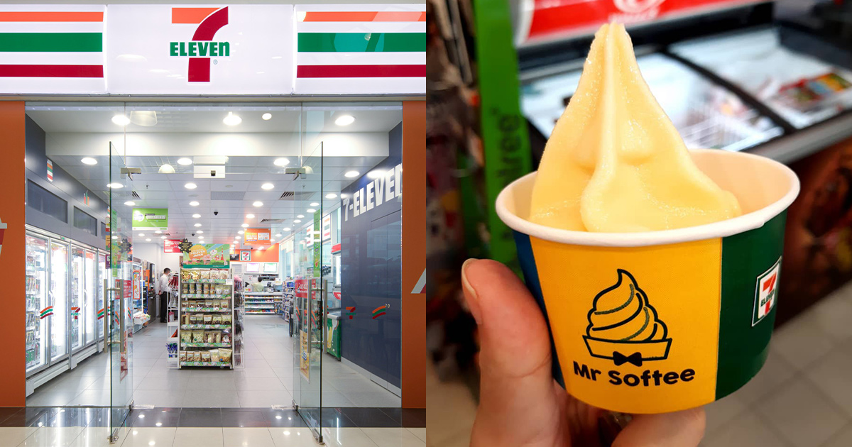 7-Eleven S'pore giving away FREE Lemon Puff Mr Softee from Feb 12 – 14, no purchase required
