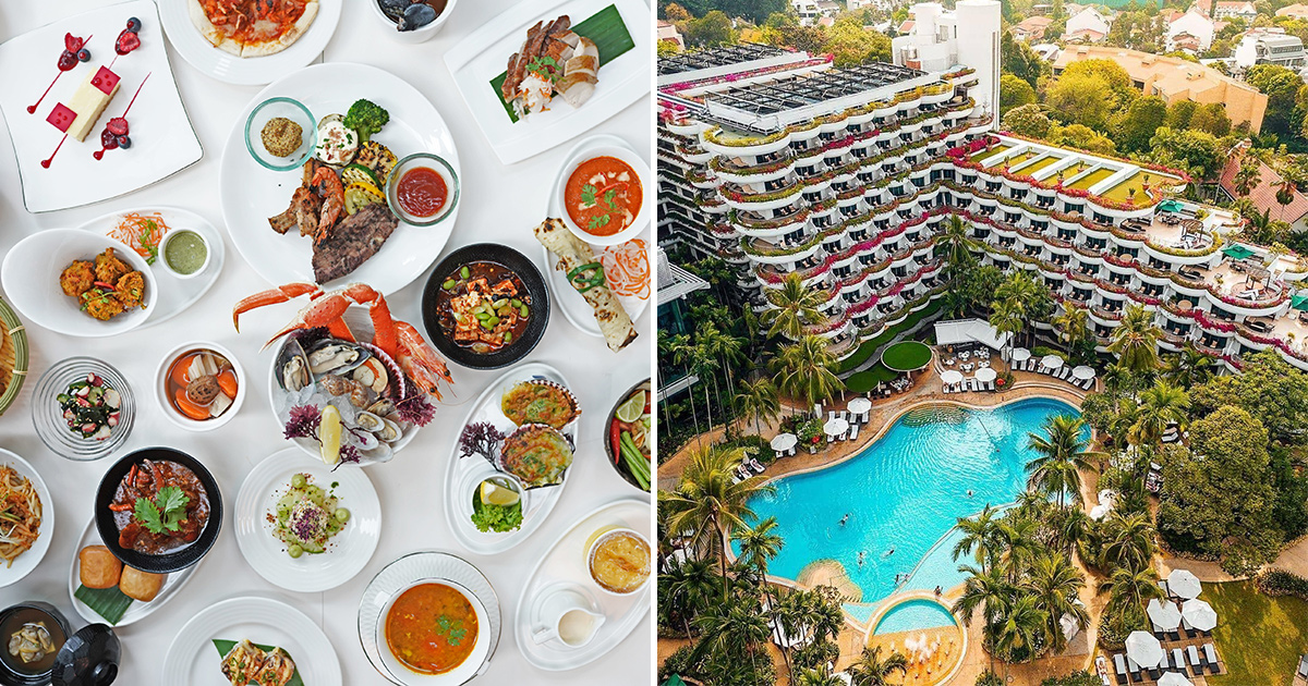 The Line @ Shangri-La Hotel offers 50% OFF Lunch Buffet every 2nd Diner till Mar 12 with this Promo Code