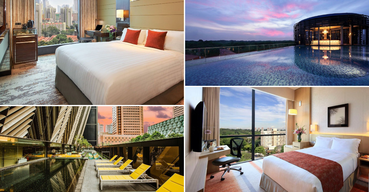 Park Hotel Group offers 1-FOR-1 Staycation at 5 hotels from only $72 per night when you book by Apr 5